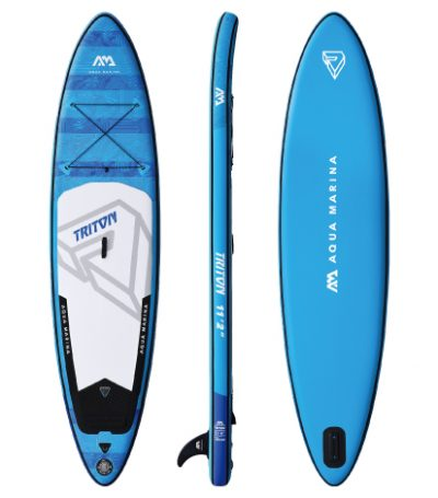 Aqua Marina Triton SUP iSUP Stand Up Paddle Board Paddle Board Romania