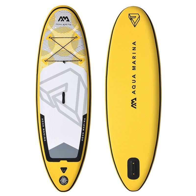 Aqua Marina Copii Vibrant Stand Up Paddle Board Paddle Boards Romania