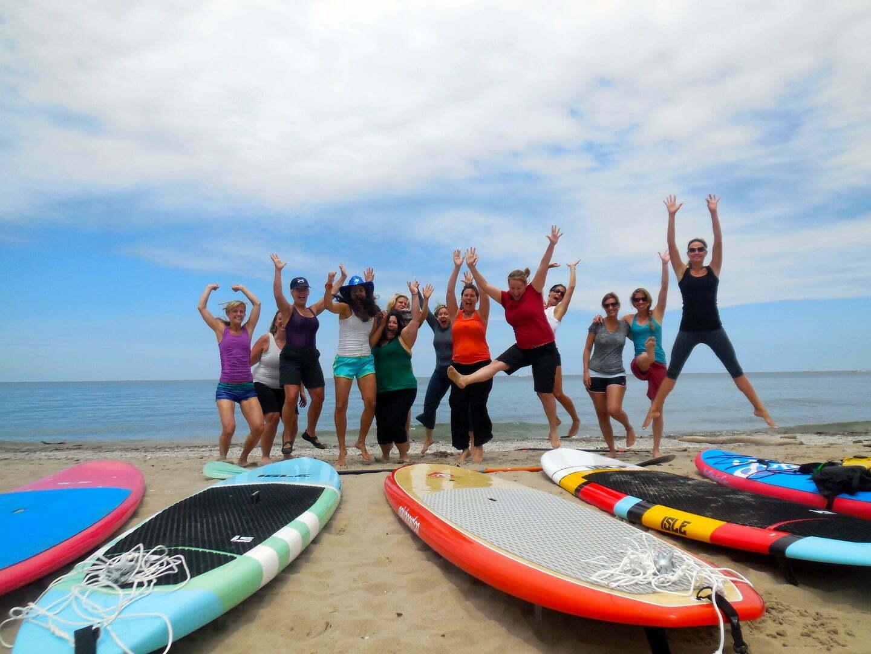 De ce este Stand Up Paddle Boarding un sport atât de cool?