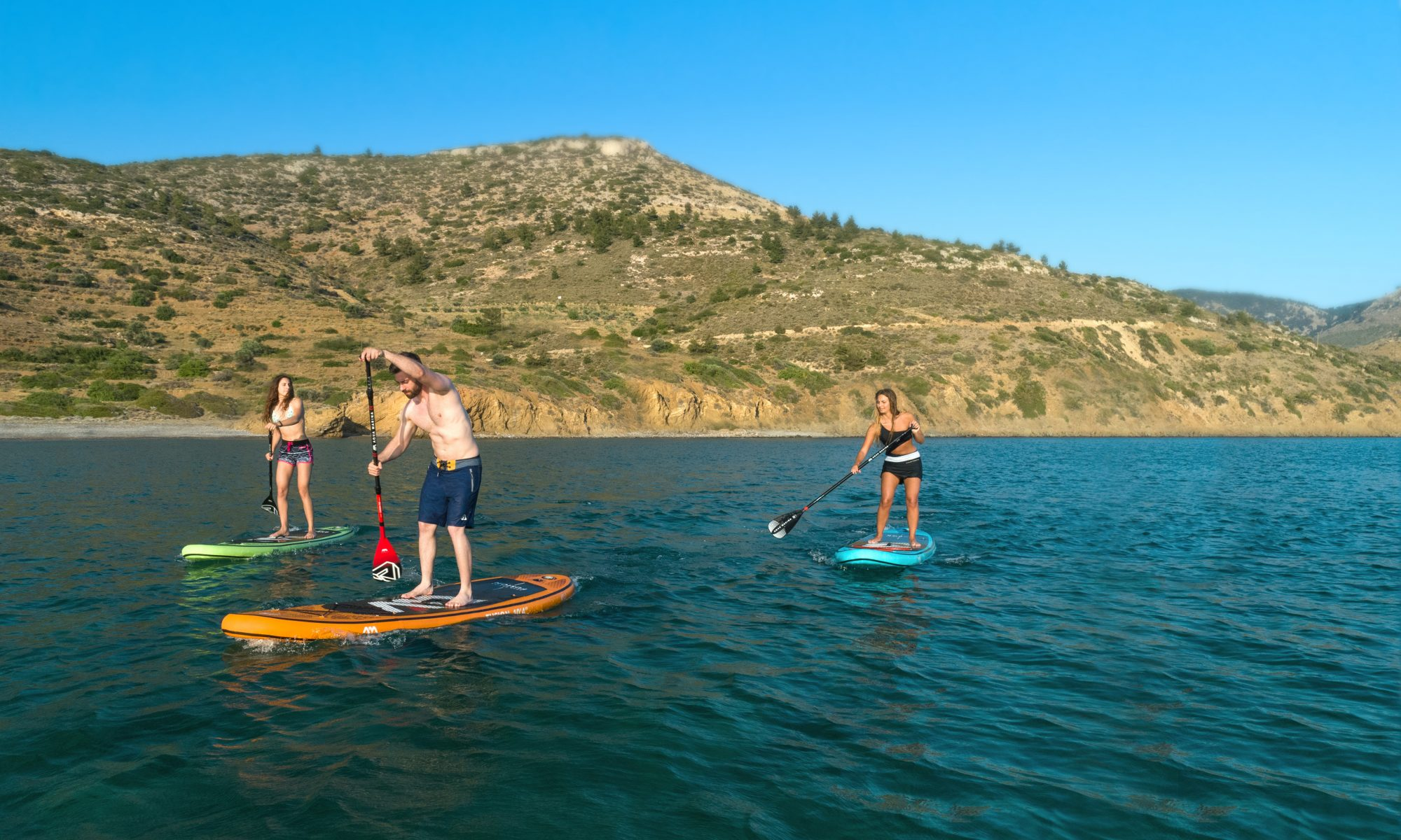 Istoria Paddle Boarding-ului