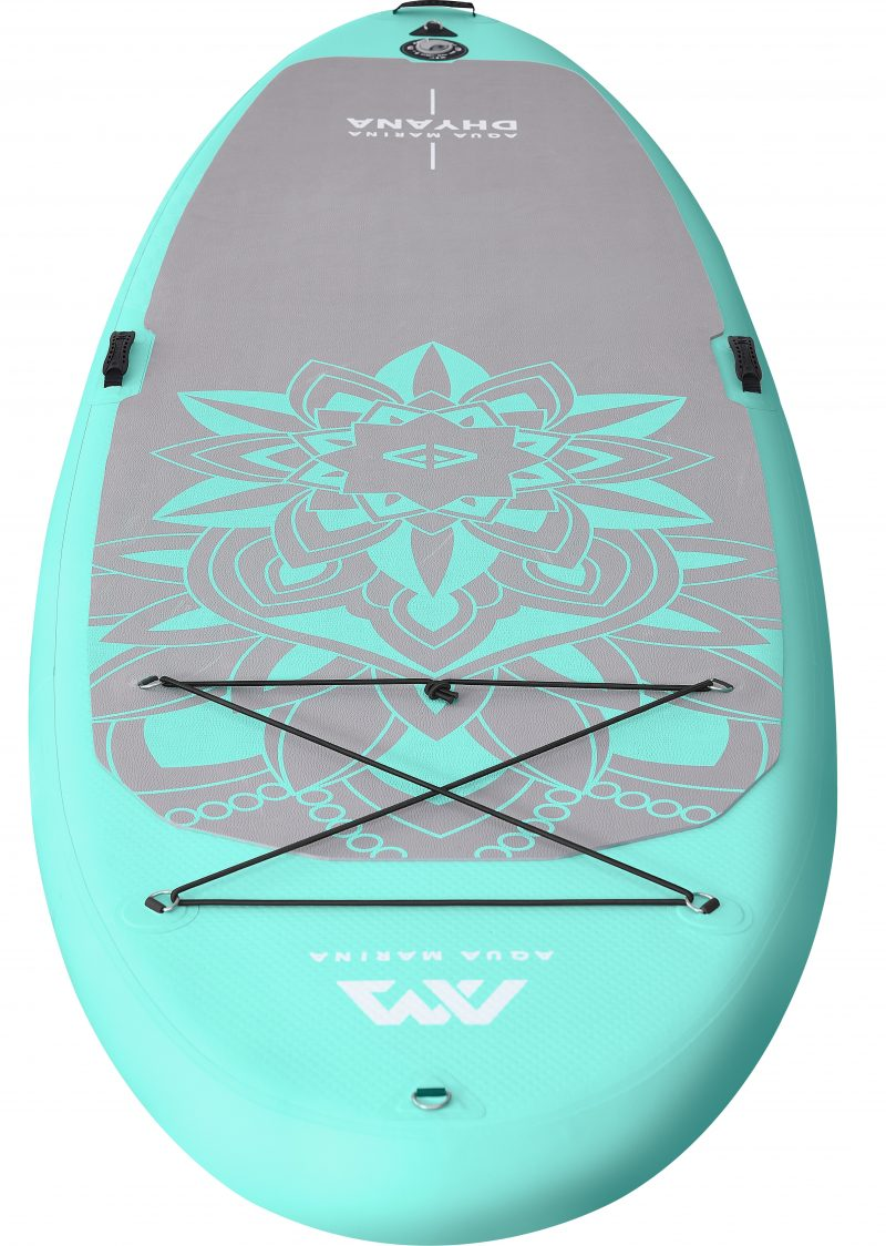 Aqua Marina Yoga Stand Up Paddle Board SUP Paddle Boards Romania