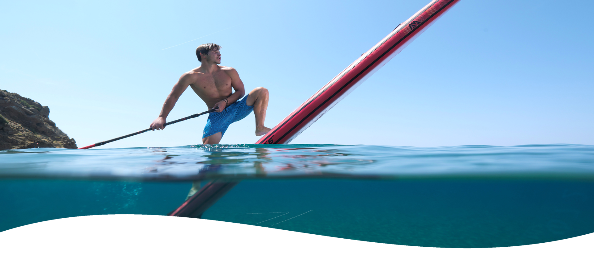 SUP Stand Up Paddleboard Romania